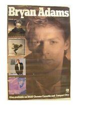 Bryan Adams Poster Old