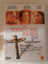 DVD EN TERRITOIRE INDIEN - François BERLEAND / Jérémie RENIER / Claire KEIM