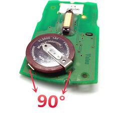 Panasonic VL2020 Battery BMW Car Diamond Key Fob E53 X5 E83 X3 E85  90D
