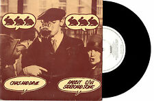 """CHAS & DAVE - RABBIT / THE SIDE BOARD SONG - 7"""" 45 VINYL RECORD PIC SLV 1980"""