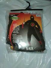 Ninja Halloween Costume  Men's M 32-34 New