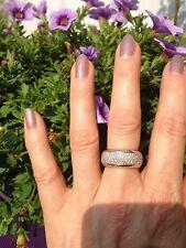 wunderschöner Brillant Ring in Gold 585 von Christ, 0,5 Karat Brillanten, 14,1 g