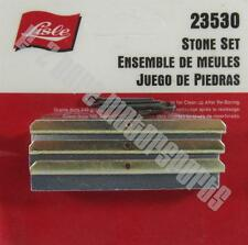 Lisle 23530 - 240 Grit Hard Stone for Clean-up After Boring - Fits 23500 Hone
