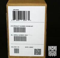 New Juniper EX3300-24T -24 Port Gigabit Switch BaseT with 4 SFP+ 10G Uplink