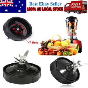 Replacement 7Fin Extractor Blade Blender For Nutri Ninja Auto IQ 1000 1300 1500