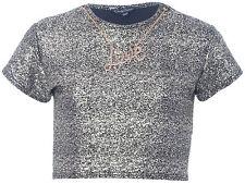 Markenlose Mädchen-T-Shirts & -Tops aus Polyester
