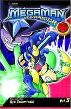 MegaMan NT Warrior, Vol. 5, Takamisaki, Ryo, Acceptable Book