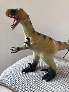 Tyrannosaurus Rubber Toy (12'')