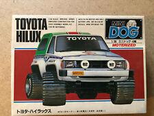 Alter Modell Bausatz 1:36 Mini Dog Toyota Hilux - unvollständig -Ersatzteile