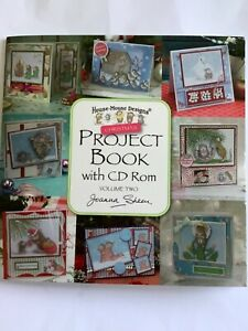House Mouse Designs PROJECT BOOK CHRISTMAS WITH CD ROM