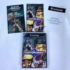 Custom Robo Nintendo Gamecube 2004 Video Game Complete CIB Tested