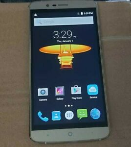 Elephone P8000 Smartphone Gold (Android 5.1) 3GB RAM Storage 16GB Free Shipping!