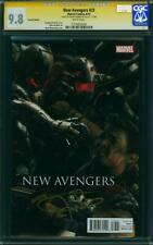NEW AVENGERS #33 CGC 9.8 NM/MT VARIANT EDITION ~ SS Jeremy Renner