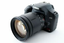 Canon EOS Rebel XSi/450D/Kiss X2 12.2MP 28-200mm Lens [Exc+++] w/8GB SD [760]