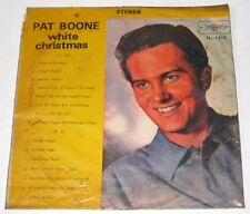 Chinese Christmas with PAT BOONE LP Record RED VINYL