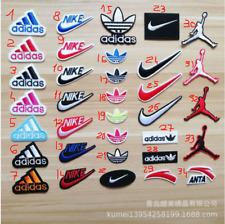 Patch Toppa Brand Logo Abbigliamento Sport Jordan Nba Ricamata Termoadesiva
