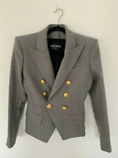 Authentic Balmain Double Breasted Blazer