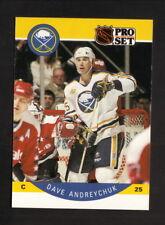Dave Andreychuk--1990-91 Pro Set--Buffalo Sabres