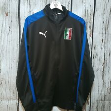 Puma Italy World Cup Champions soccer jacket size M