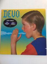 DEVO –Shout LP Warner Bros 1-25097  w/ Insert MINT/MINT w/inner +order form
