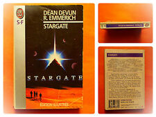 Stargate. Dean Devlin R. Emmerich -Science-fiction illustré J'Ai Lu N° 3870
