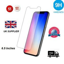 For Apple IPhone 11 CLEAR- 100% Genuine Tempered Glass Film Screen Protector New