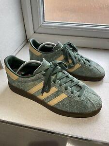 Adidas Munchen Size UK9