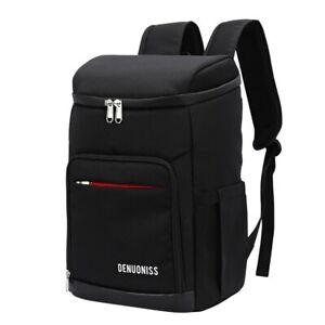 Picnic Cooler Backpack Waterproof Bag Refrigerator Fresh Keeping Insulated Bag