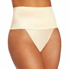 Undetectable Spandex Thong High Waist Tummy Control Shaping Underwear G Strings