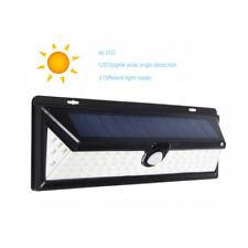 Waterproof 20-99 LED Solar Power PIR Motion Sensor Garden Security Wall Light