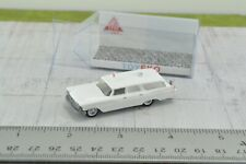 Eko Old Timer Plymouth Ambulance 1:86 HO Scale
