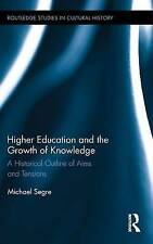 Higher Education and the Growth of Knowledge: A Historical Outline of Aims and T