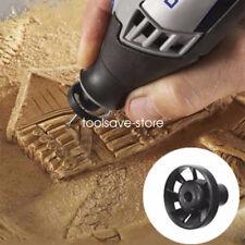 Dremel Rotary Dust Port Adapter Sanding Engraving Carving Flex Shaft