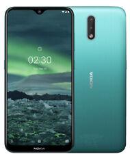 Nokia 2.3 6.2'' 4G  32GB 13MP RAM 2GB Factory Unlocked Dual Sim - Cyan Green