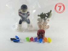 LEGO Minifigure Hulk NEW from Marvel Hulk Helicopter Rescue 76144 + ALL stones