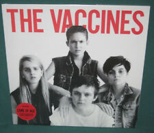 The Vaccines Come Of Age LP Columbia SEALED Hype Sticker MINT 2012 Sony
