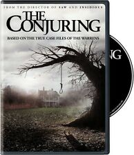 Conjuring [Includes Digital Copy] [UltraViolet] (2013, REGION 1 DVD New) WS