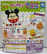Disney Mickey Winnie The Pooh Rapunzel Nemo Mascot, 4pcs - Takara, h3okt