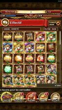 [OPTC] Compte Global One Piece Treasure Cruise – ANDROID