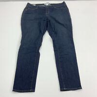 Torrid Denim Jeans Womens Size 18R Blue Curvy Skinny Pants