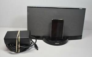 Bose SoundDock Series II Portable Digital Music System w/ orig. power, 32GB iPod