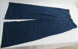 Rachel Comey Womens Navy Blue Pants