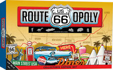 Route 66-Opoly Board Game (mpc)