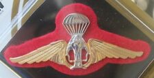 Authentic New Thai Jump Wings, Airborne Badge, U.S. Government Issue, Thailand