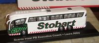 EDDIE STOBART - SCANIA IRIZAR PB EXECUTIVE COACH - 'LAURA ABBY'  -1:76 - BOXED