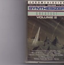 Synthesizer Greatest-Volume 2 music Cassette