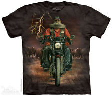 Biker S Herren-T-Shirts mit Motiv