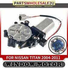 Rear Right Passenger Side Window Motor for Nissan Titan 2004-2011 Armada Maxima