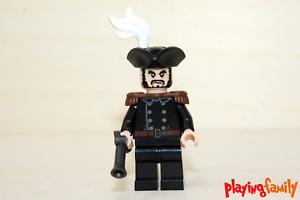 LEGO Pirates of the Caribbean - Offizier,  Soldat, aus LEGO®-Teilen - MOC