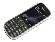 original Nokia 3720 classic Gray 3G Unlocked Free shipping